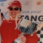 Hend Chaouch participe au Rallye du Chott du 21 octobre au 4 novembre prochain