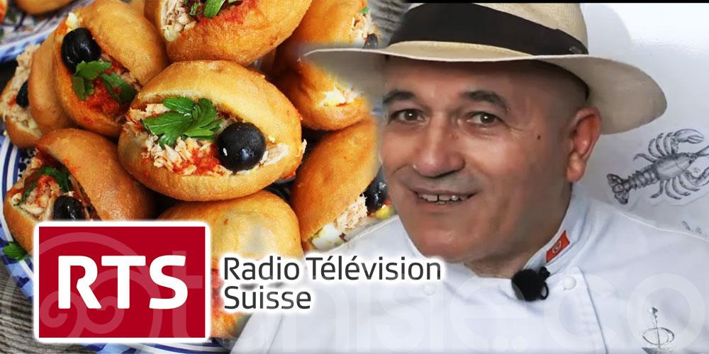 En vidéo: Le Fricassé, roi de la Kamia Tunisienne sur RTS