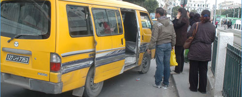 Transport rural en Tunisie
