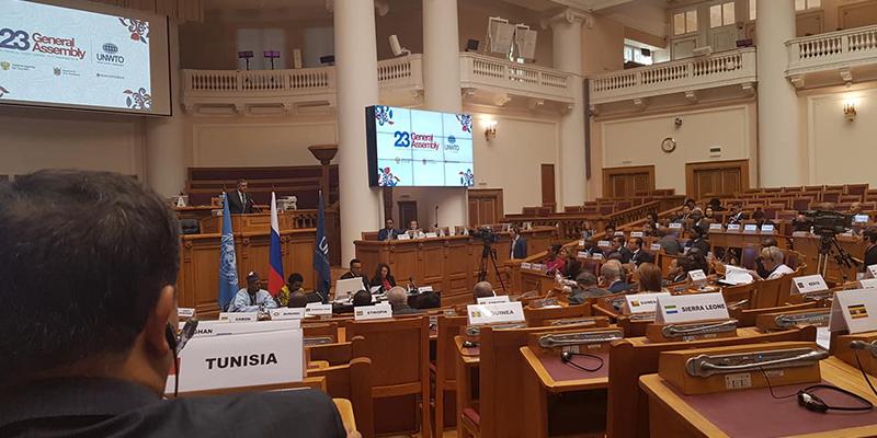 La Tunisie présente à la 23ème Assemblée de l'OMT