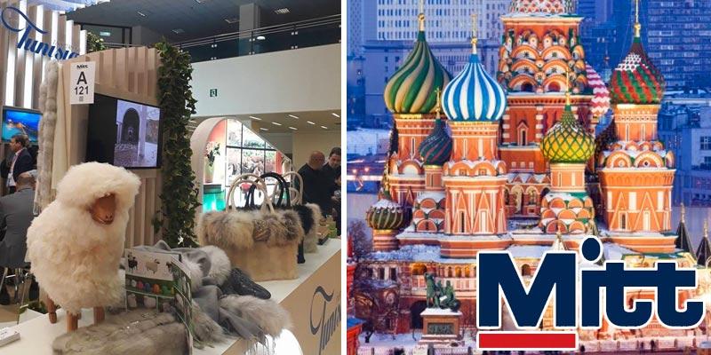 L'artisanat tunisien au salon du tourisme 'Moscow International Travel & Tourism Exhibition'