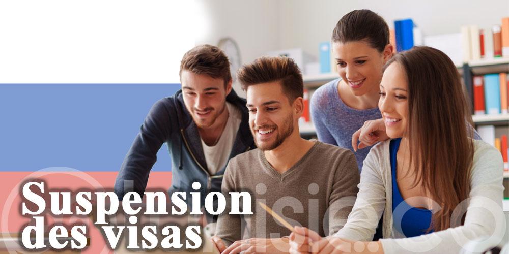 Suspension des visas pour les étudiants tunisiens en Russie