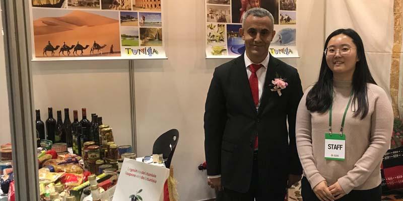 Les produits du terroir tunisiens s'exportent à Séoul