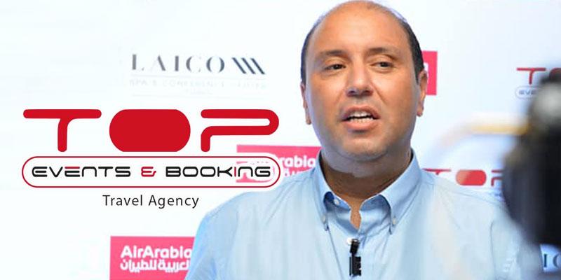 En vidéo : Nabil Messaoud parle des 10 ans de Top Events et de son avenir