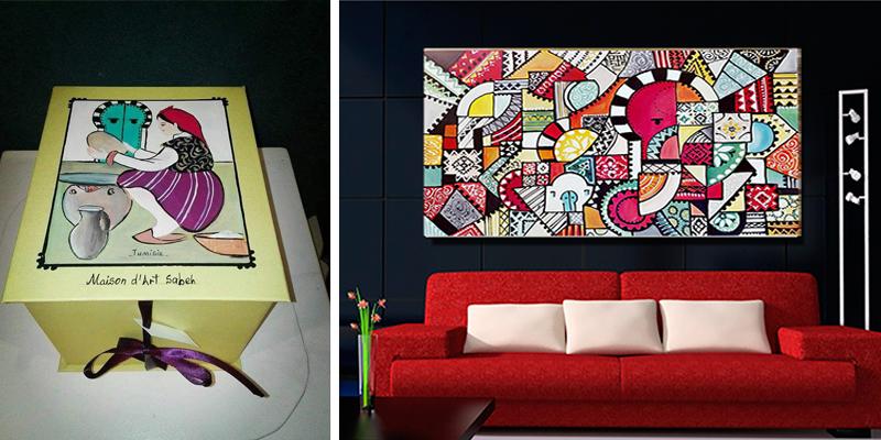 En photos: Découvrez les créations artisanales de Maison d' Art Sabeh