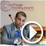 Carthage Travel & Events lance son portail tourisme pour le march�? local