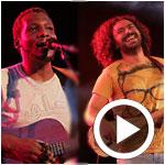 En vidéos : Sabry Mosbah et Bargou 08 au Festival International de Hammamet