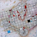 Hommage à Jean Lancri du 10 avril au 1er mai à l'espace d'art Sadika
