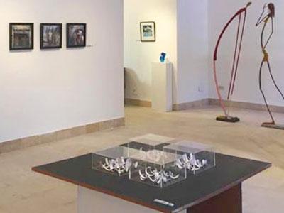 Espace Art Sadika Galerie Alain Nadaud