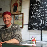 Safoud Abid, les brochettes typiquement Sfaxiennes