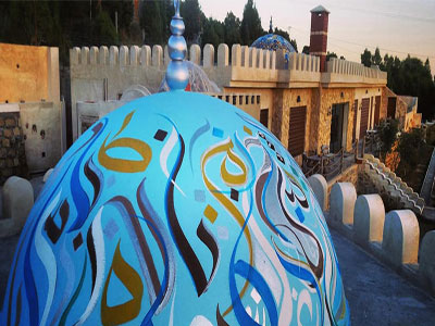 Quand les toits d'Hammamet se vêtent d'œuvres d'art