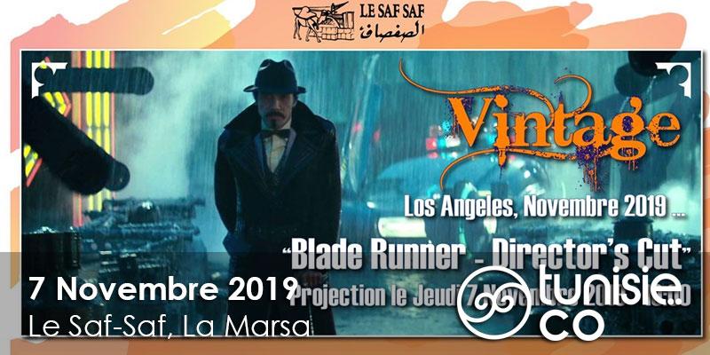 SafsafVintage : Blade Runner - Director's cut le 7 Novembre
