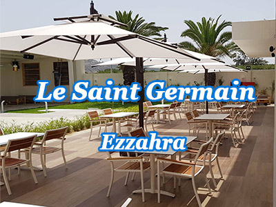 En Photos : Le Saint Germain Ezzahra est de retour en mode Lounge