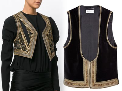 Quand Saint Laurent Paris revisite la Farmla tunisienne