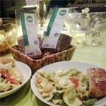 Recette : Salade aux graines de lin et graines de tournesol