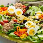 En photos : 5 types de salades à déguster en été