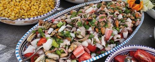Salades d'été : à la recherche de la fraîcheur