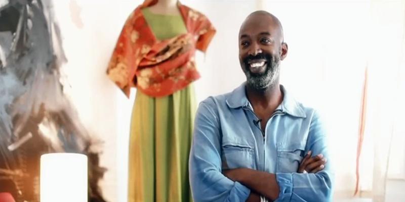 En vidéo : Portrait de Salah Barka ou le 'faire autrement'