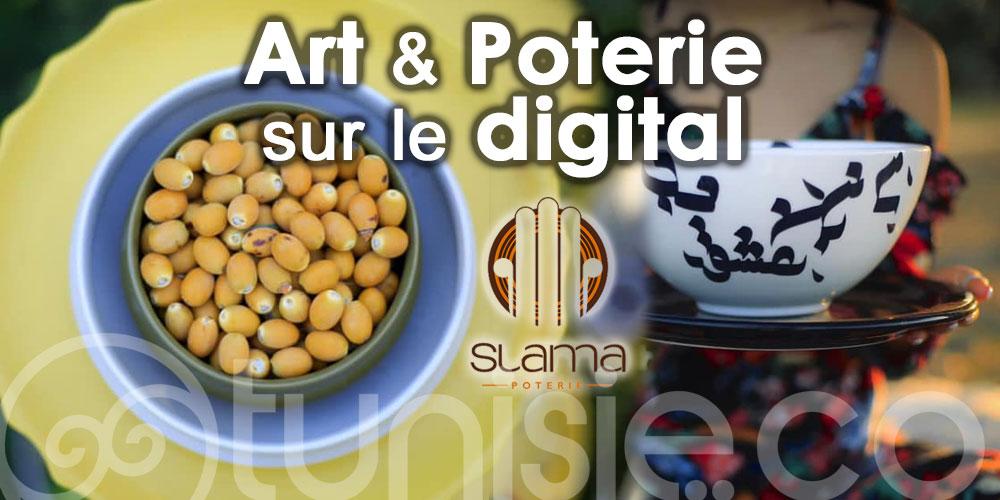 Poterie Slama, Commandez vos articles en ligne