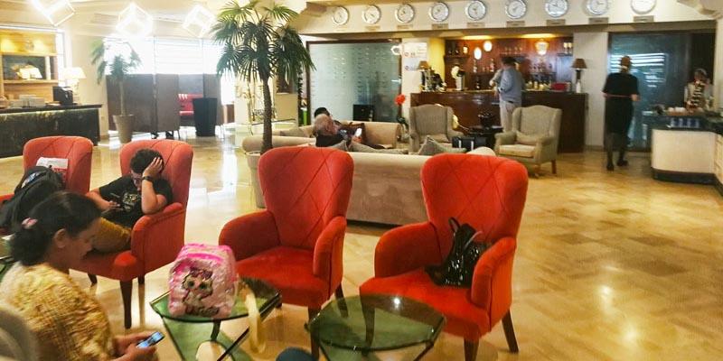 En vidéo : Découvrez le salon Espace Privilège de l'aéroport Tunis Carthage