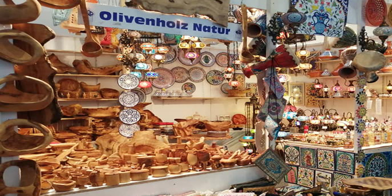 L'artisanat tunisien s'invite à Berlin