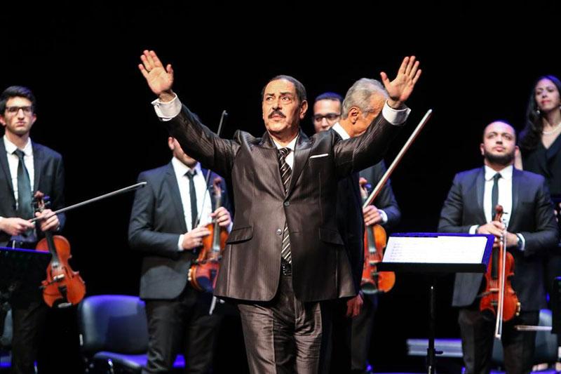 En photos : Saltana de Lotfi Bouchnak au Théâtre de l'Opéra