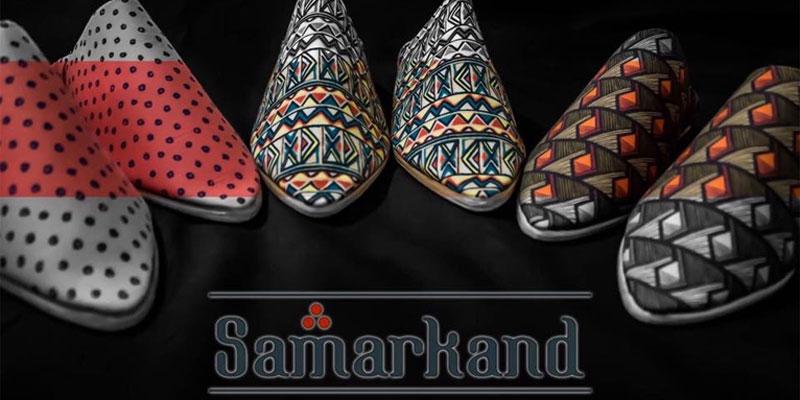Découvrez la marque de babouche Samarkand de la talentueuse Thouraya Ouhada