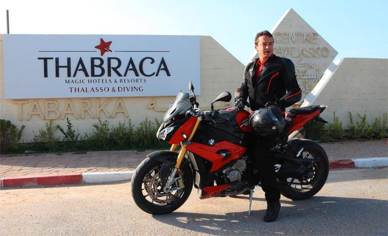 Quand sami el fehri red couvre la beaut de la tunisie moto - La maison de la moto ...