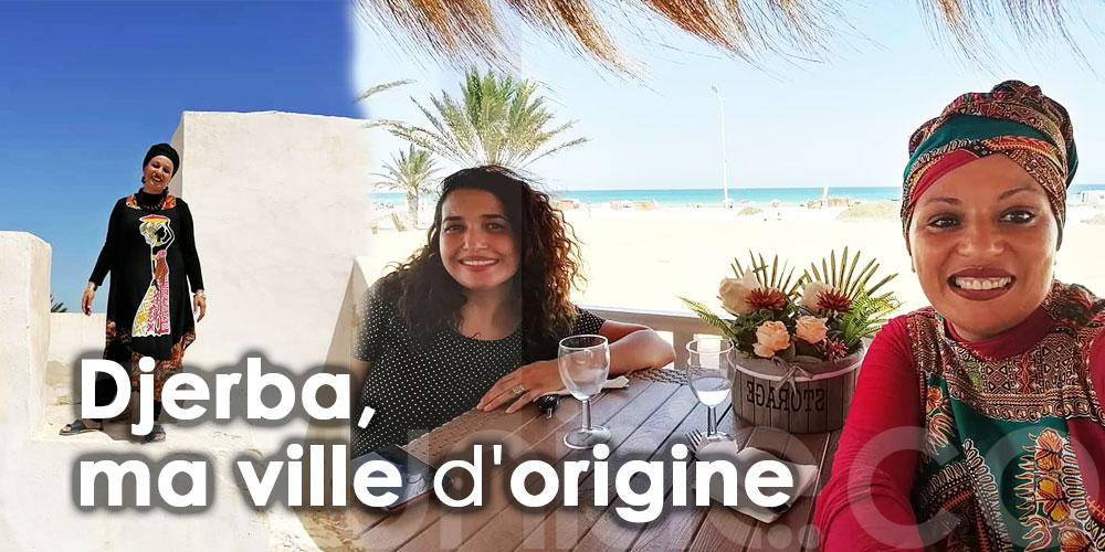 Samia Orosemane : 'Djerba, mon île d'origine'