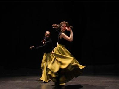 Spectacle de danse 'Samsara' le 1er Mai au théâtre El Hamra