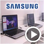 En vidéos : Une nouvelle salle d´écoute de la phonothèque nationale par Samsung