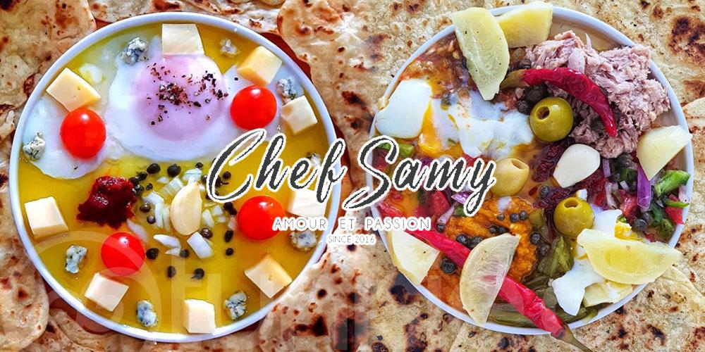 Les plats de chef Samy, un mélange de saveurs et de couleurs