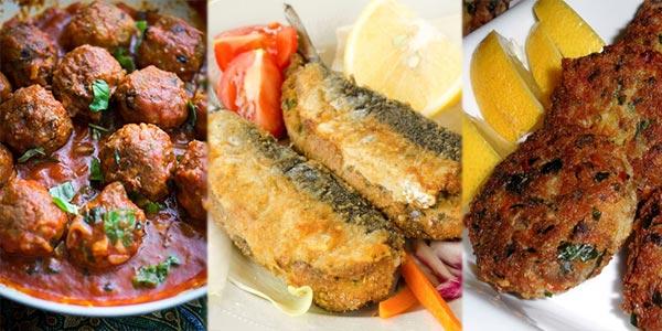 En photos 5 recettes tunisiennes succulentes aux sardines #2: sardines v