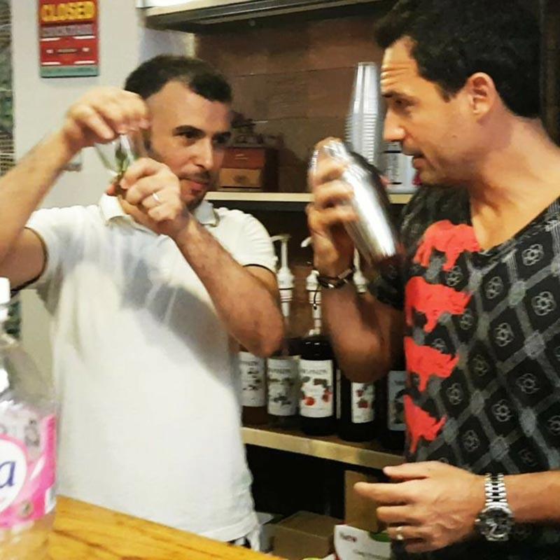 Découvrez l'histoire autour de Little Sarrajine, le nouveau coffee shop de Lotfi Abdelli