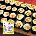 Atelier Sushi Maki chez Mille et une Saveurs le 20 février 2013