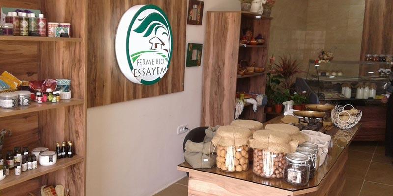 Bio Sayem, la nouvelle boutique de produits Bio à la Mornaguia