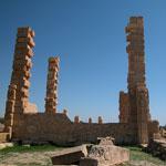 Site antique de Sbeitla