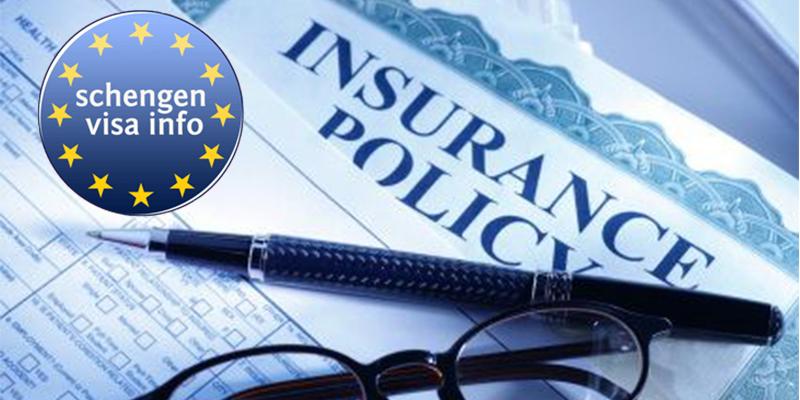 Visa Schengen : Exigences en matière d'assurance