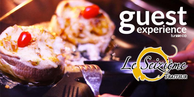 En Vidéo: Le restaurant Le Seizième, offre un voyage culinaire