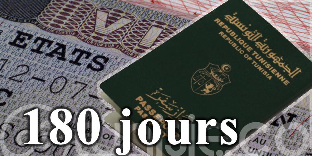 Prolongation des titres de séjour des tunisiens en France