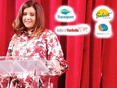 En vidéo : Nadaa Ghozzi réunit la famille du Tourisme au théâtre municipal