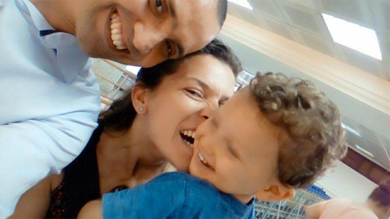 famille Nafati, de Nice
