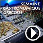 En vidéo : Inauguration de la Semaine Gastronomique Grecque au Regency Tunis Hotel