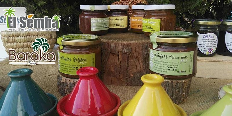 On a dégusté pour vous les produits à base de dattes d'El Semha chez Baraka Dattes