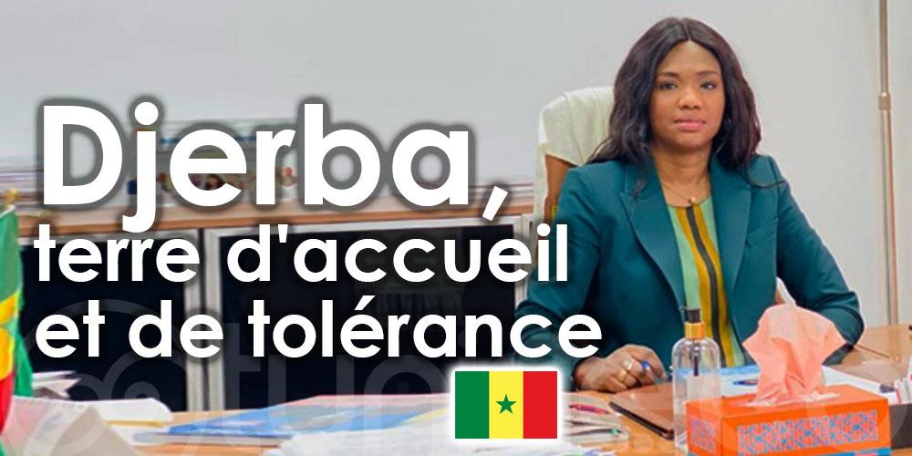 Ambassadrice du Sénégal : 'Djerba, une ville au passé glorieux et une terre d'accueil et de tolérance '