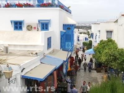 'La carte touristique mondiale : le retour de la Tunisie' sur la Radio Télévision de Serbie