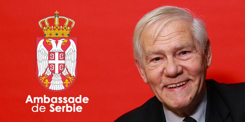 En vidéo : Nikola LUKIC le diplomate serbe qui admire la chaleur sociale tunisienne
