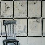 Vernissage de l´exposition du peintre français 'Serge Griggio´