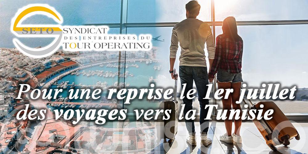 Les agences de voyages françaises pour une reprise le 1er juillet des voyages vers la Tunisie