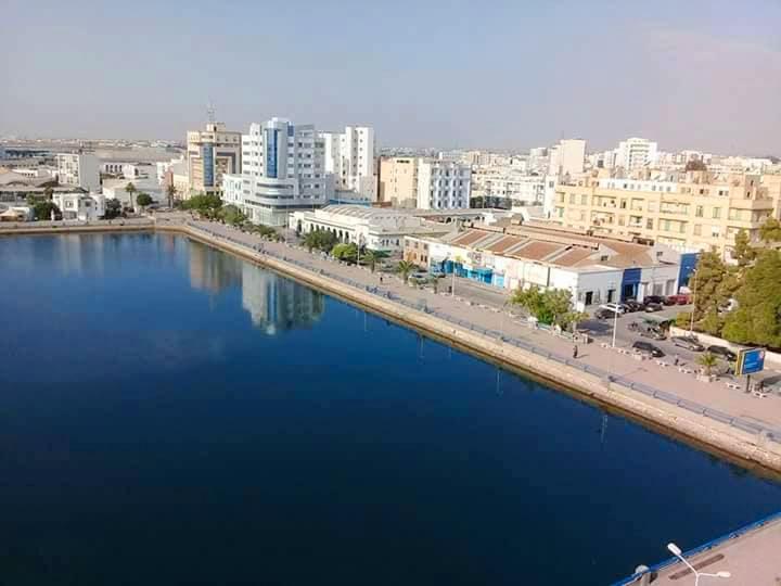 Découvrez la corniche de Sfax après le nettoyage
